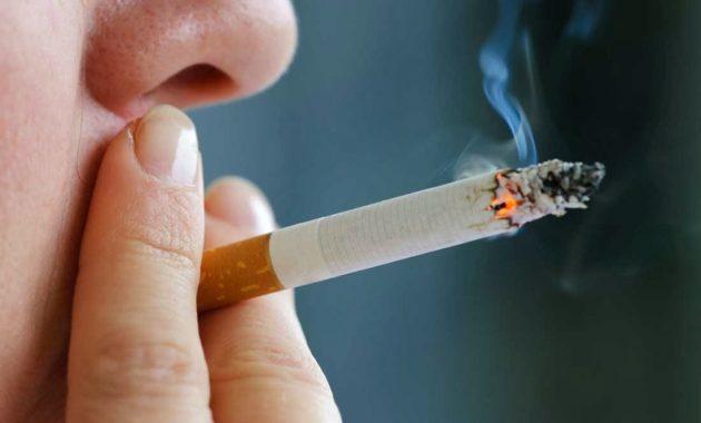 Merokok menyebabkan penyakit jantung