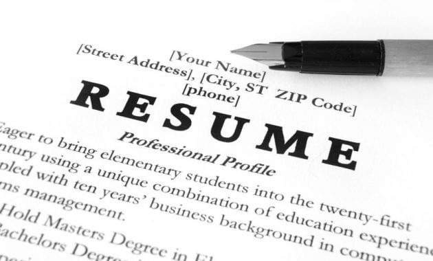 Pengertian Resume dan Contohnya