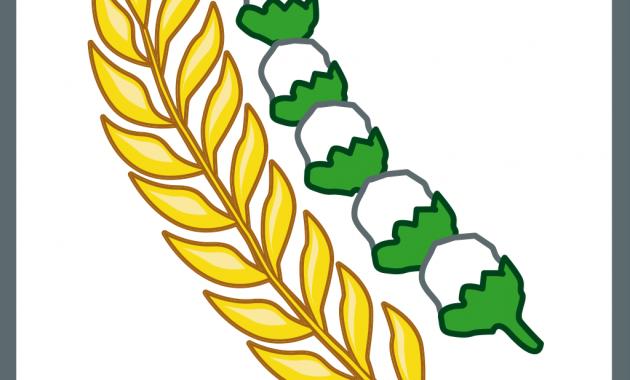 Pancasila - Padi dan Kapas