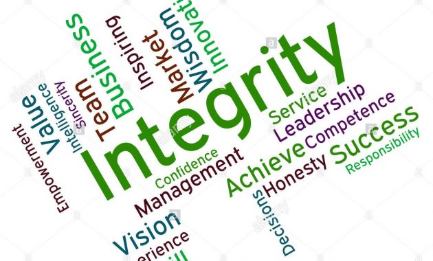 Integritas - Pengertian Integritas, dan Integritas Nasional
