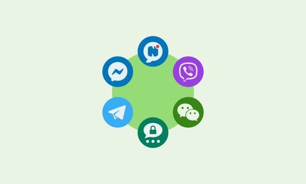 aplikasi alternatif pengganti whatsapp